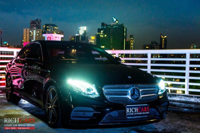 Mercedes Benz E Class Sedan
