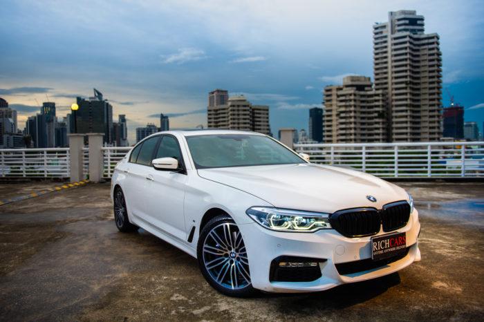 BMW 5 Sereis