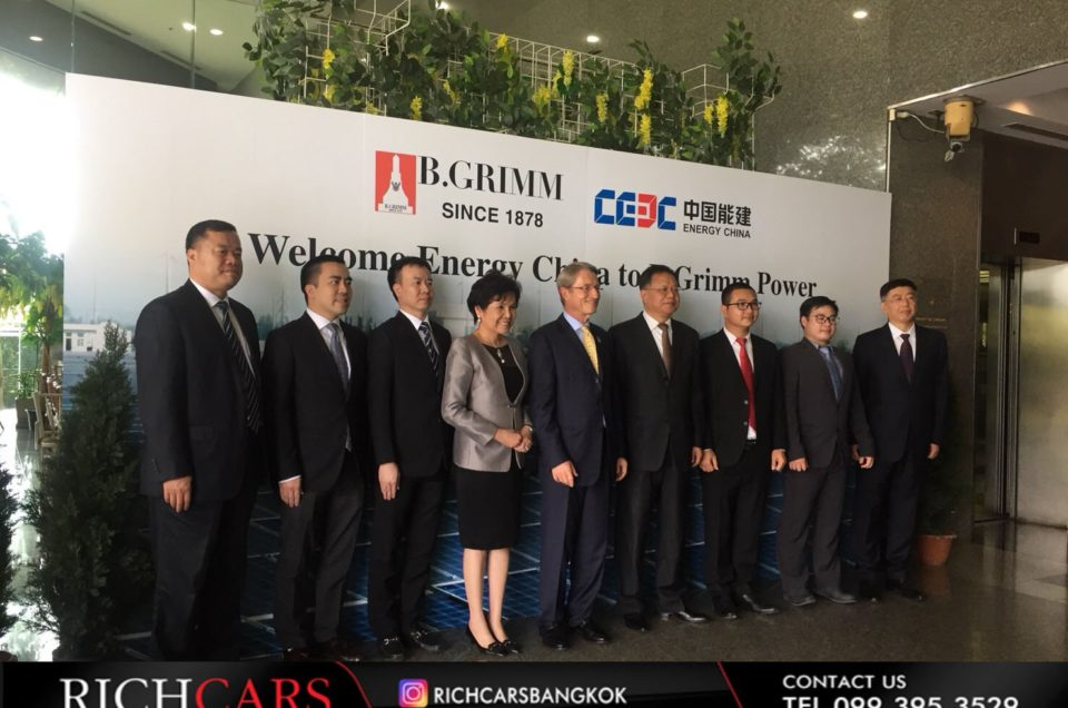 Thailand-China Businesses matching & networking