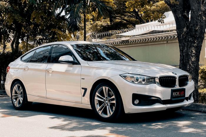 BMW 3 Series F30 2016