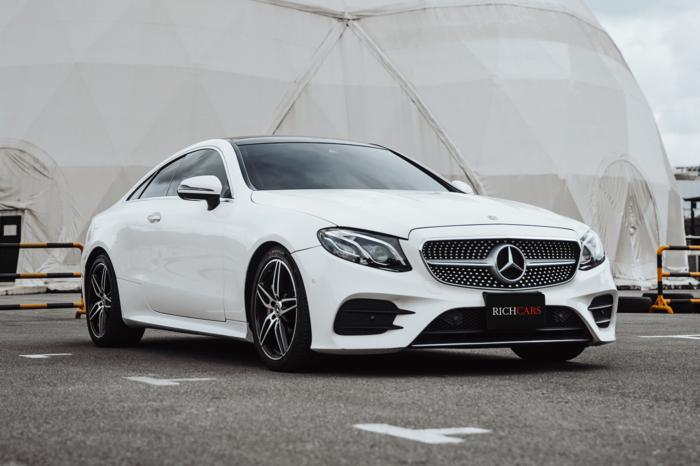 Mercedes Benz E COUPE W238 2020