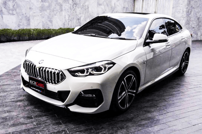 BMW 2 Series Grand Coupe 2020