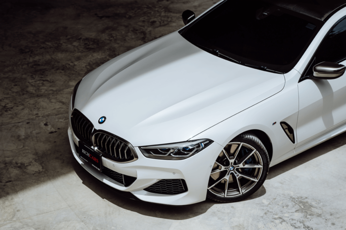 BMW M850i Coupe 2021