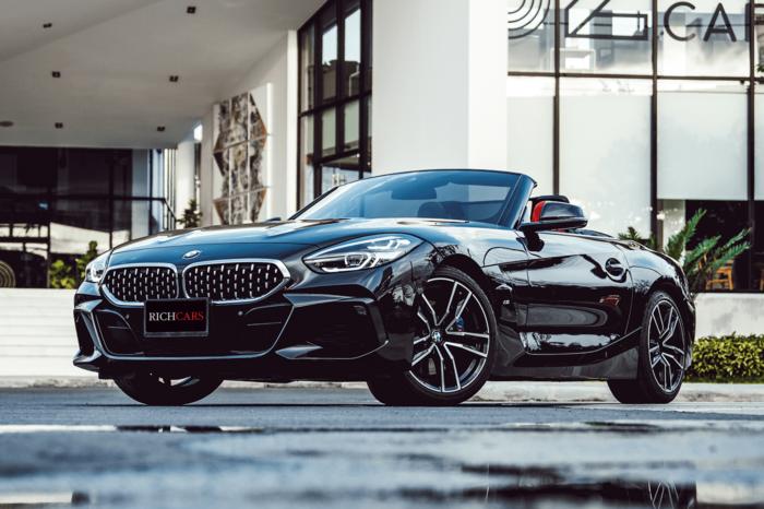 BMW Z4 M40i 2021